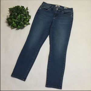 🍁 JESSICA SIMPSON rolled crop skinny jeans